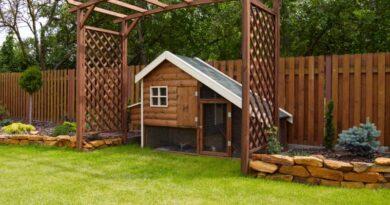 Indret din have med hegn