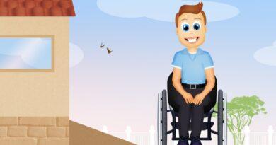 Husk at indtænk kørestolsramper i nyt hus og dårligt gående i familien
