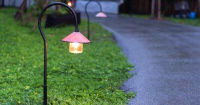 Udendørs belysning - Vælg den rigtige placering samt køb de rigtige lamper